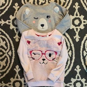 Other - Toddler Girl Sweatshirts-Size 3T